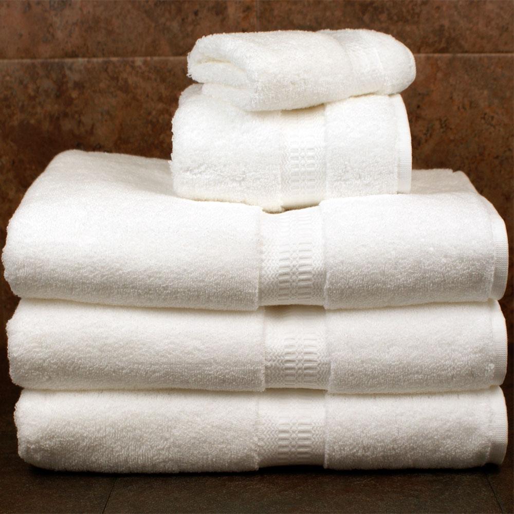 1888 Mills Oasis Bath Towels Xl 30x60 100 Ring Spun 2 Ply