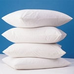 Poly Cotton & Cotton Pillows Covers