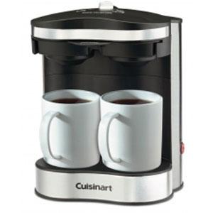 Cuisinart Wcm11s 2 Cup Coffee Maker Blackstainless Steel 6 Per