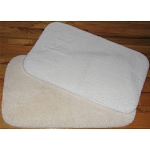 Classic Cotton Bath Rugs with Latex Back