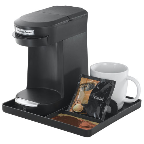 Hamilton Beach Commercial Hdc200b 1 Cup Pod Coffee Maker W Aso
