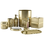 Jewel Gold Finish Collection