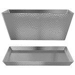 Hammered Trays & Bins Collection