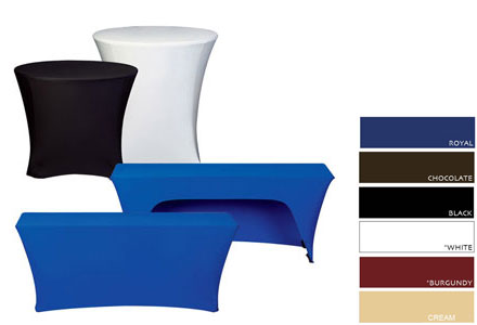 Serpentine Table Covers