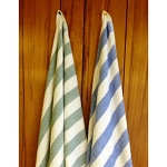 Island Stripe Pool Towels