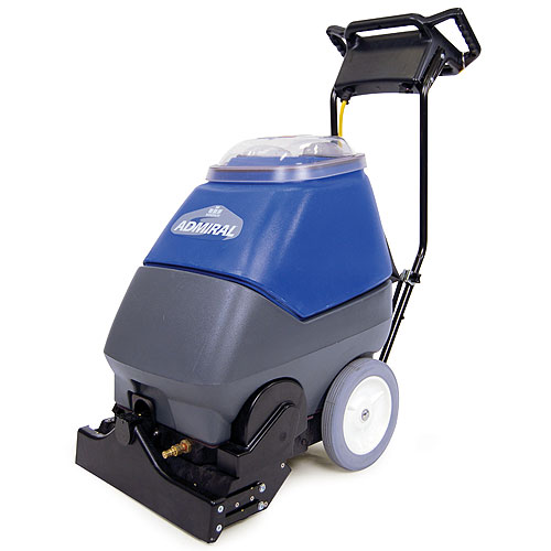 Windsor Admiral 8 Gallon Carpet Extractor p 22310 on outdoor trash receptacles commercial