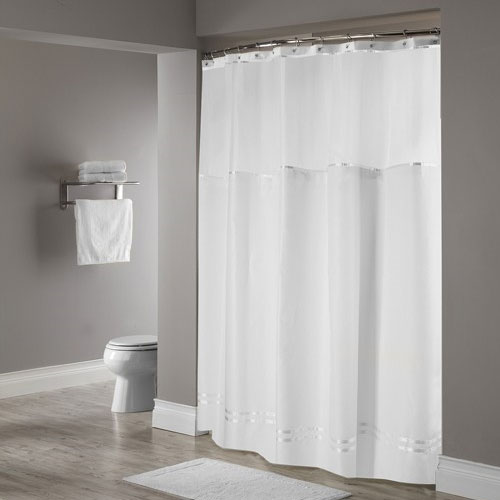 Curtains Ideas Black Sheer Shower Curtain : Sheer Shower Curtains   Rooms