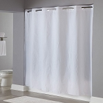 Hookless� Vinyl Shower Curtains