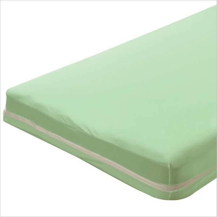 Bargoose Zippered Portable Crib Mattress Sheets Covers 26x37x3 Mint 6 Per Case Price Each