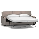 Bargoose T-180 Sleeper Sofa Fitted Sheets Twin 38x72x6 White 6 Per Case Price Per Each