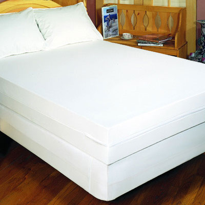 Bargoose Barrier Bedding Polyester Tricot Zippered