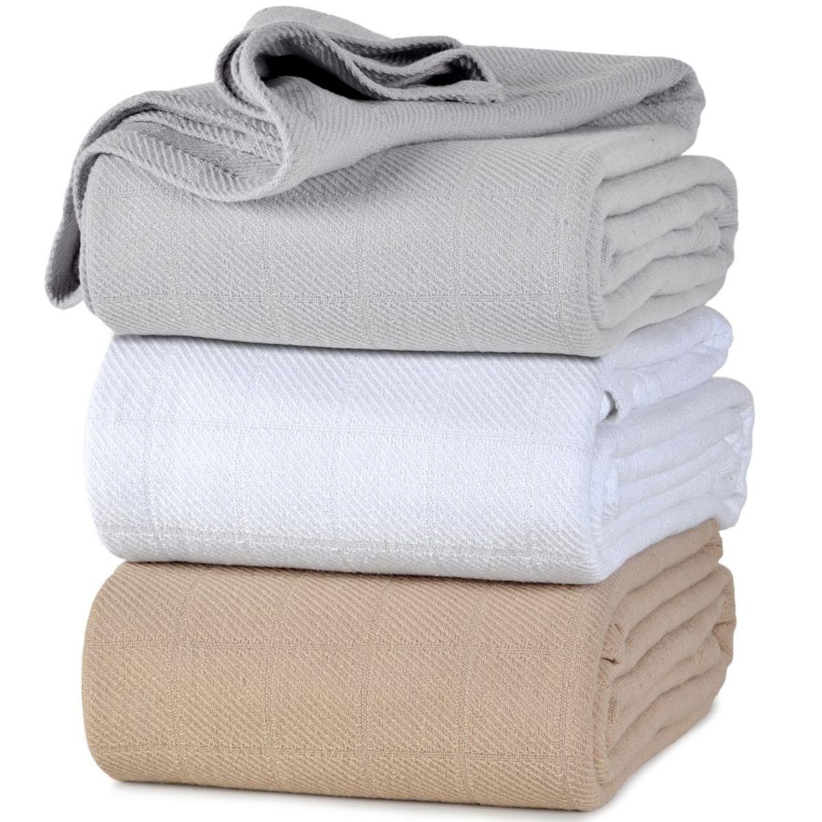 Home   Berkshire Blankets   Blankets   AllSoft Cotton Blankets   Berkshire  AllSoft Cotton Blanket 280 GSM Twin 70x90 White e600fc49e