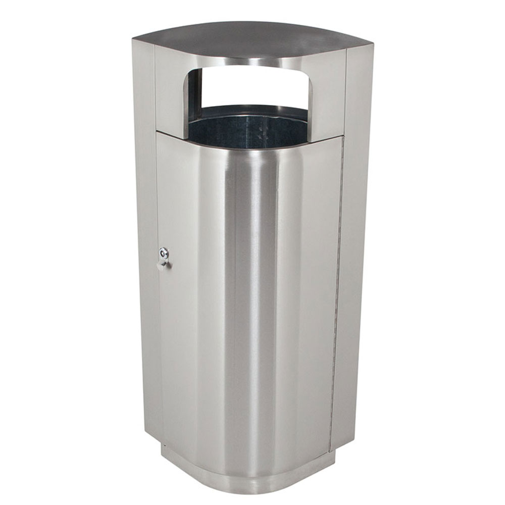 Commercial Zone 174 Leafview Series 20 Gallon Waste Container