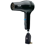 Conair® 169BIW 1875 Watt Ionic Cord- Keeper Dryer Hair Dryer w/ Folding Handle Black 4 Per Case Price Per Each