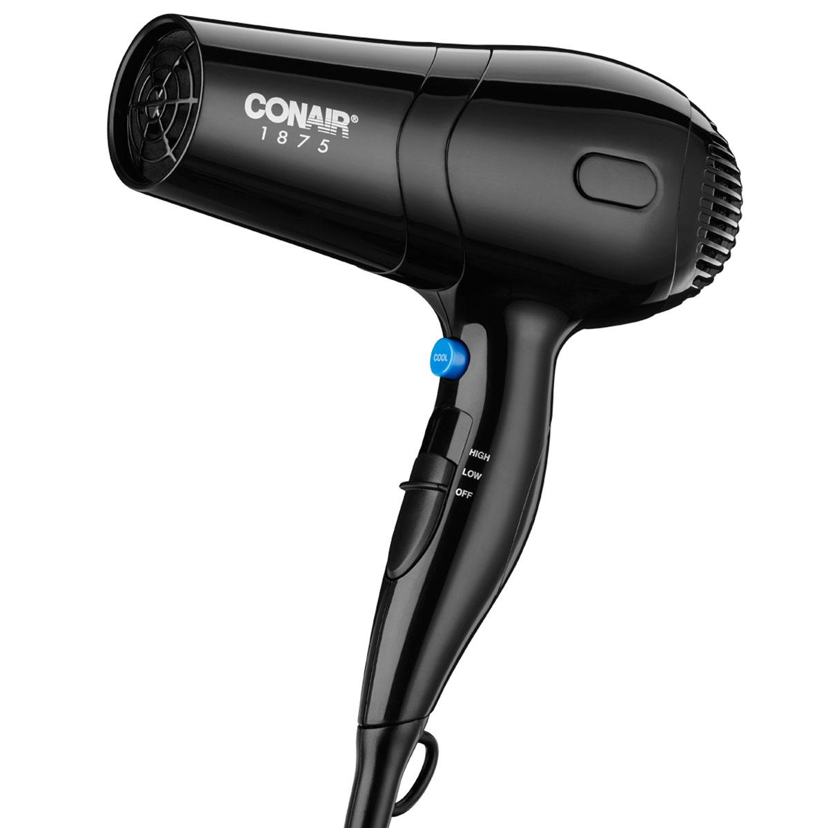 Conair 1875 Dryer ~ Conair bkwh watt hair dryer w ionic conditioning
