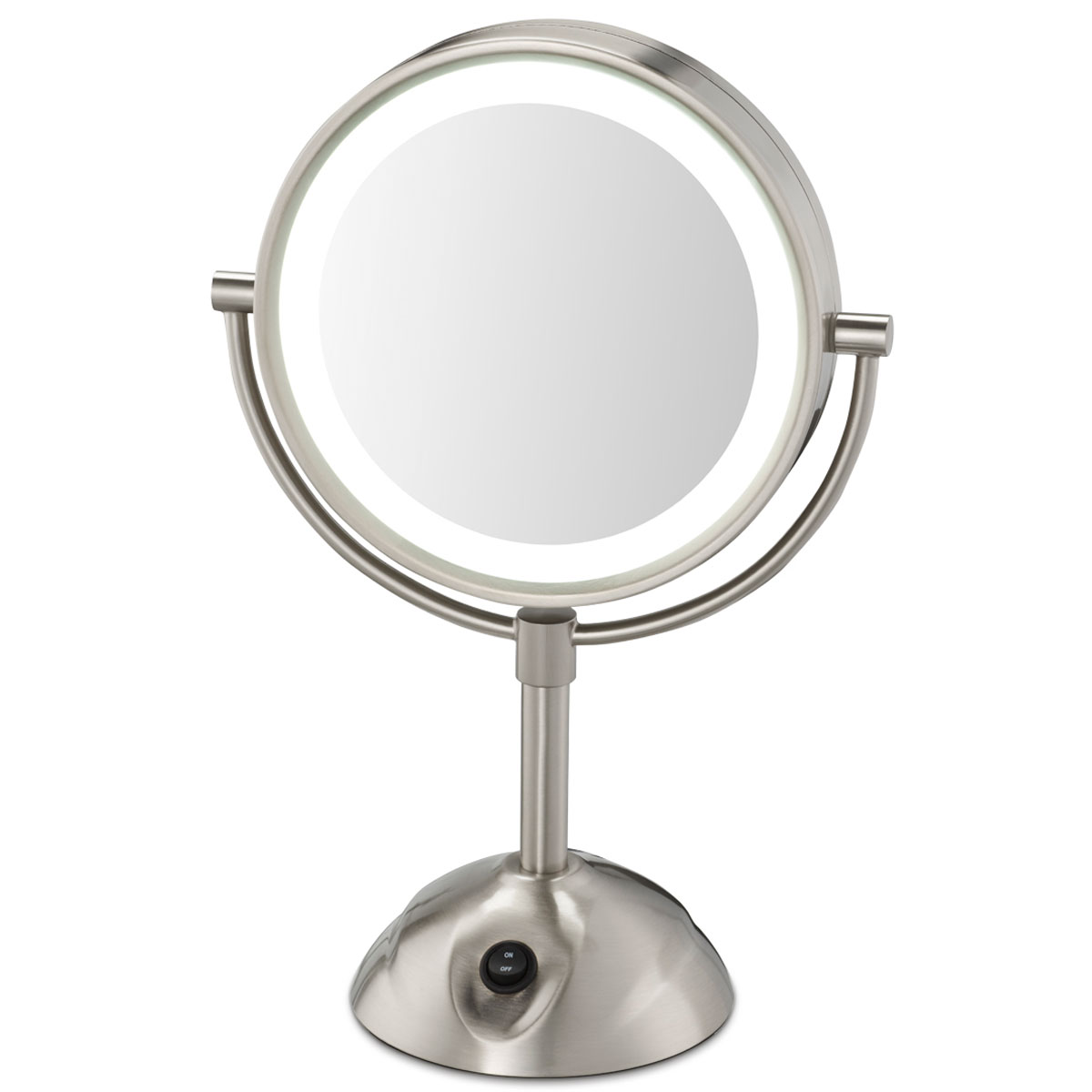Lighted Vanity Mirror Conair : Conair BE119WH 8.5