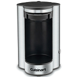 Cuisinart® W1CM5S 1-Cup Coffee Maker Black/Stainless Steel 6 Per Case Price Per Each