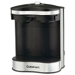 Cuisinart® WCM11S 2-Cup Coffee Maker Black/Stainless Steel 6 Per Case Price Per Each