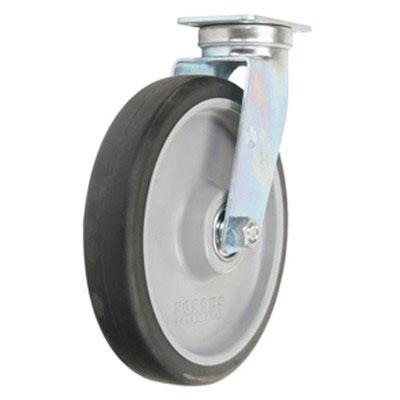 Forbes 8 Quot Black Wheel Amp Swivel Caster