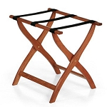 Forbes Contoured Hardwood Luggage Rack 4 Per Case Price Per Each