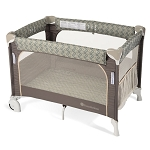 Foundations SnugFresh™ Elite™ Portable Crib w/ 1