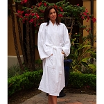 Ganesh Shawl Collar Sheared Velour Bathrobe 48x60 100% Ringspun Cotton 12 Per Case Price Per Each