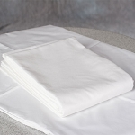 Ganesh Oxford Micro Superblend Pillowcase Standard 42x36 100% Micro Polyester White 12 Dz Per Case Price Per Dz
