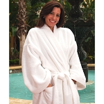 Ganesh Kimono Zero Twist Combed Cotton Bathrobe 48x65 100% Miasma Cotton 6 Per Case Price Per Each