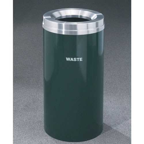 Glaro 12 Gallon Recyclepro 1 Receptacles For Waste W