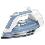 Hamilton Beach Commercial HIR750 Durathon™ Full Size Iron w/ Retractable Cord & Soleplate 4 Per Case Price Per Each