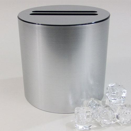 Hapco 3 Qt Round Contempo Design Ice Bucket W Lid