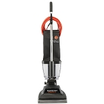 Hoover C1433-010 Guardsman Industrial Bagless Upright Vacuum w/ 12