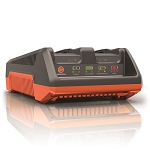 Hoover M-PWR™ 40V Dual Bay Charger For Cordless Vacuums