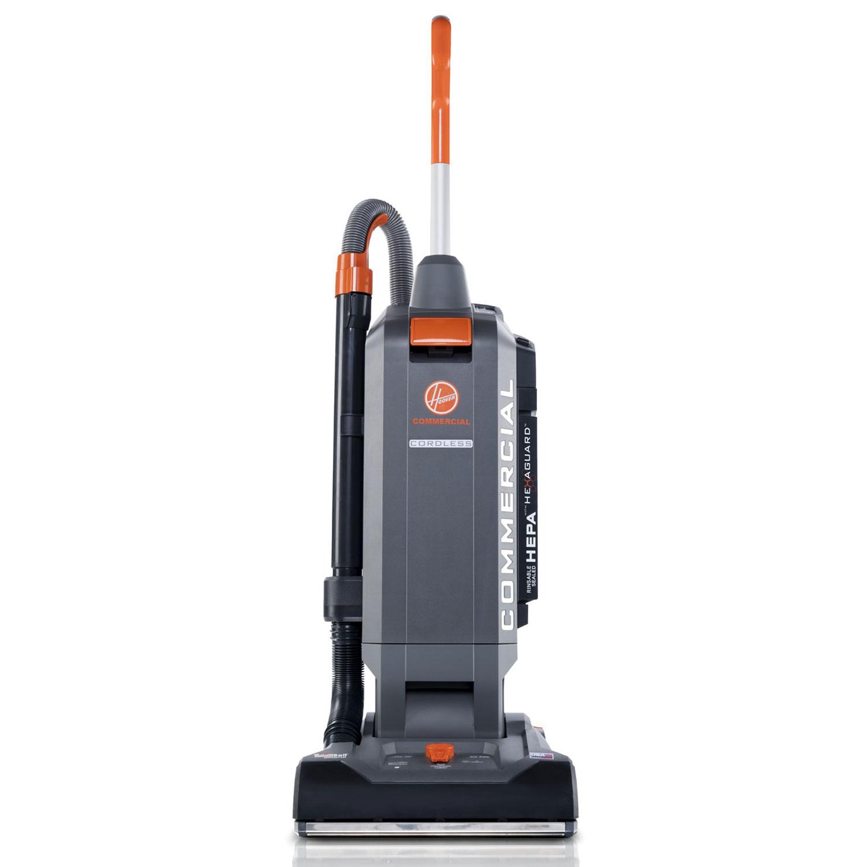 Hoover CH95413 Hushtone Cordless Upright Vacuum