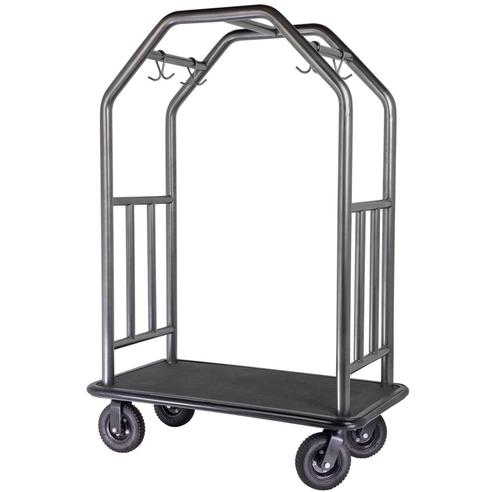 Hospitality 1 Source Coastal Classic Series Bellman S Cart