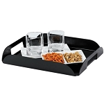 Hospitality 1 Source Coffee Tray Black 6 Per Case Price Per Each
