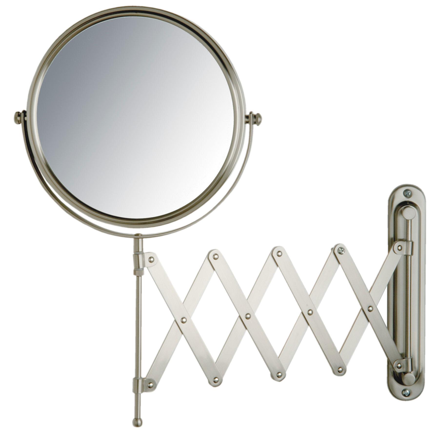 Jerdon Jp2027n 8 Quot Non Lighted Wall Mount Mirror W Scissor