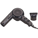 Jerdon JWP12B ProVersa 1250 Watt Hand Held Hair Dryer 2 Speeds/2 Heat Settings Black 12 Per Case Price Per Each