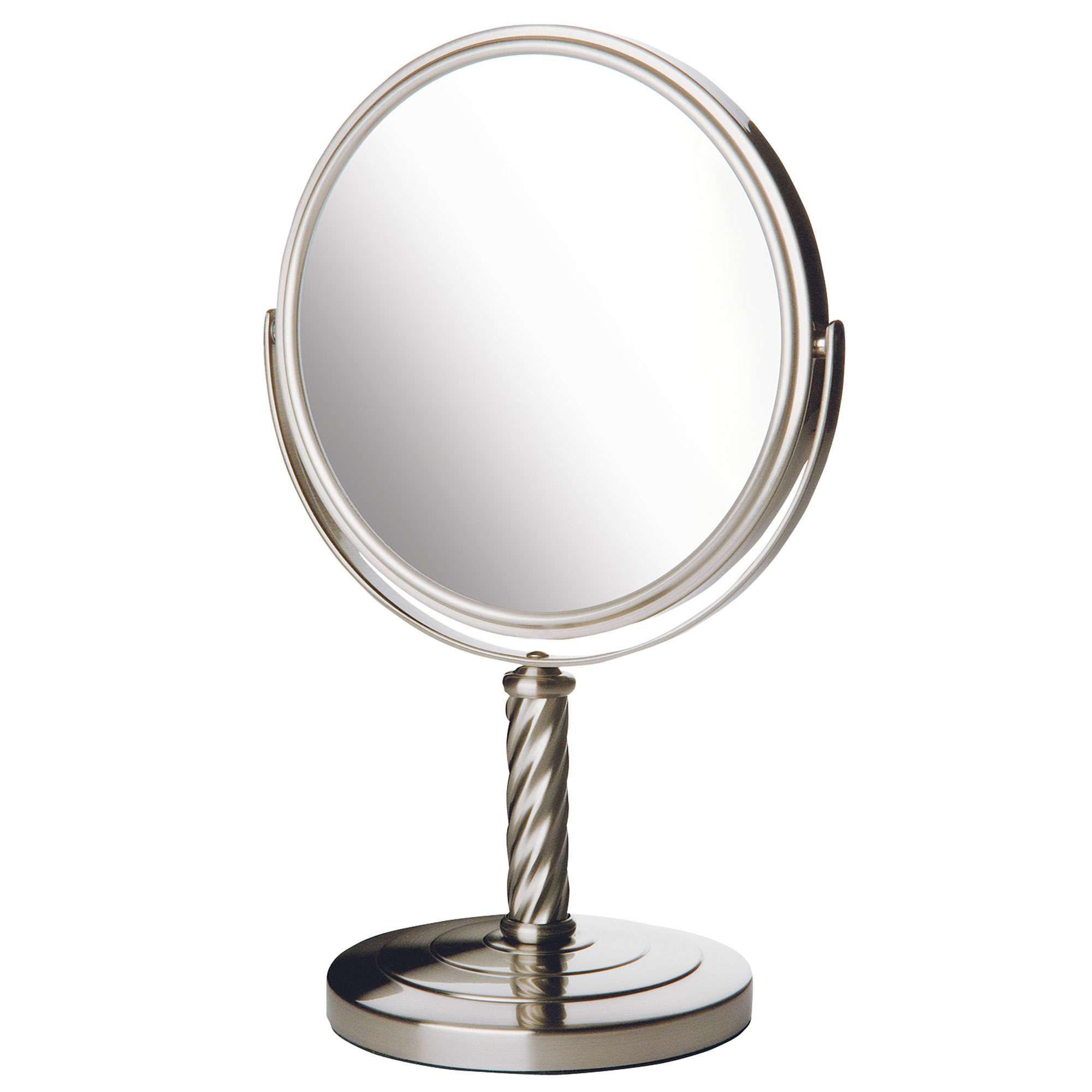 Jerdon Lt5165n 8 Quot Non Lighted Tabletop Mirror 1x 5x