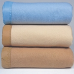 JS Fiber Westport Blanket Twin 72x90 100% Acrylic Needlewoven 12 Per Case Price Per Each