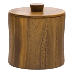 Lancaster Colony Wood Essentials 3 Qt. Ice Bucket 4 Per Case Price Per Each