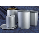 Lancaster Colony Brushed Metallic 3 Qt. Ice Bucket 12 Per Case Price Per Each