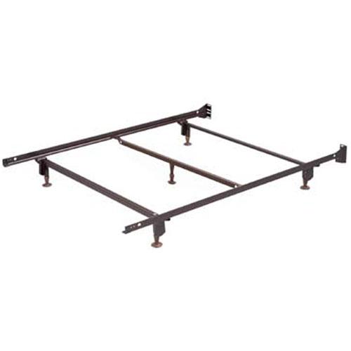 Leggett Platt Instamatic Bed Frames W 5 Legs Steel Stem High Glides Full 75 Side Rails 80 Long Minimum Of 2 Per Order