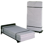 Leggett & Platt Stowaway Bed w/ Lectro-Lok™ 300 boxspring & Fiber Mattress 39x75 Minimum of 2 Per Order