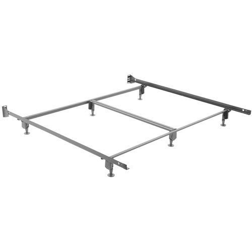 Leggett Platt Instamatic Bed Frames W 6 Legs Steel Stem High Glides King 75 Side Rails 80 Long Minimum Of 2 Per Order