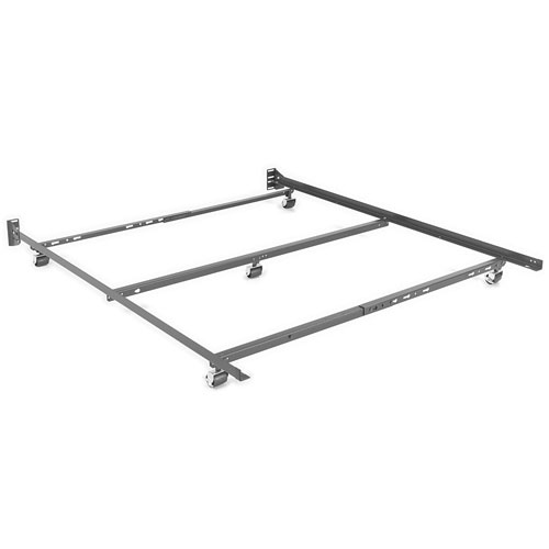 Leggett Platt Low Profile Bed Frames W 5 Legs Wide Carpet Rollers Full Queen Minimum Of 2 Per Order