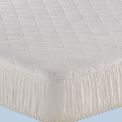 Hollander Deluxe Quilted Eco Smart Fitted Mattress Pad