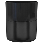 NuSteel Loft Resin 6 Qt. Wastebasket 3 Per Case Price Per Each