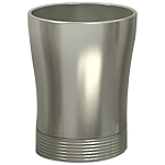 NuSteel Special Pewter Finish Tumbler 24 Per Case Price Per Each
