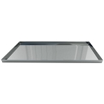 NuSteel Gloss Mirror Finish Amenity Tray 24 Per Case Price Per Each